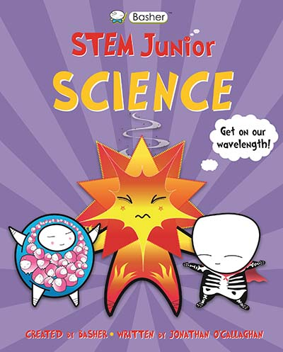 Basher STEM Junior: Science - Jacket