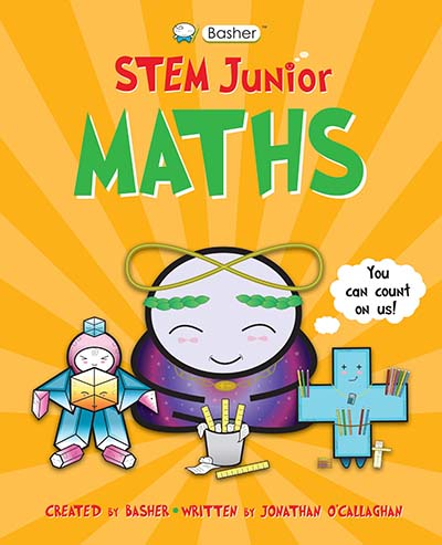 Basher STEM Junior: Maths - Jacket
