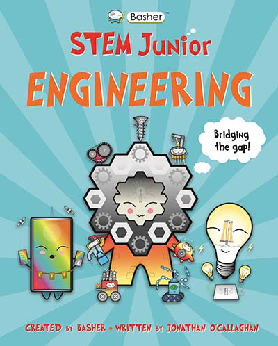 Basher STEM Junior: Engineering - Jacket