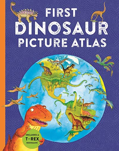 First Dinosaur Picture Atlas - Jacket