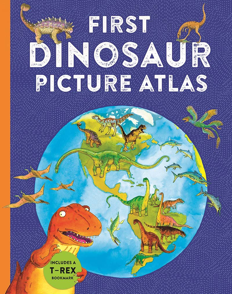 First Dinosaur Picture Atlas - Jacket