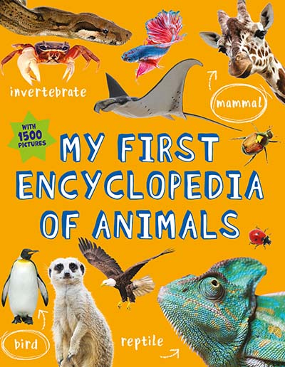 My First Encyclopedia of Animals - Jacket