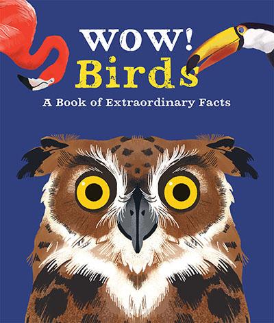Wow! Birds - Jacket