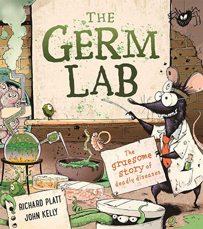 The Germ Lab - Jacket