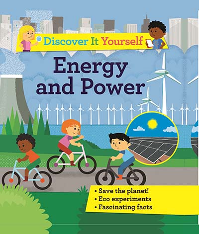 Discover It Yourself: Energy and Power - Jacket