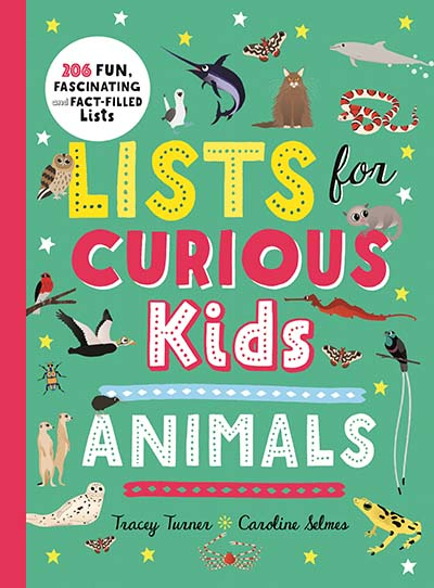Lists for Curious Kids: Animals - Jacket
