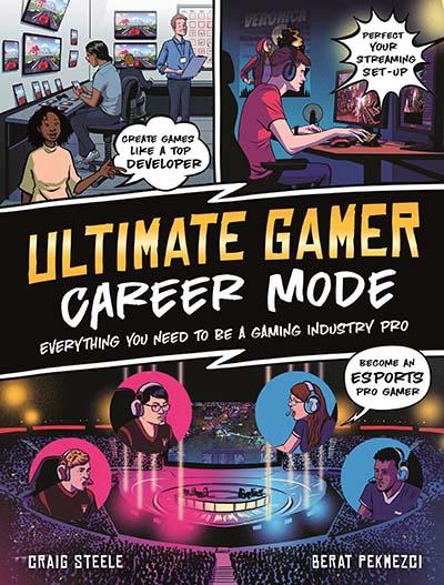 Ultimate Gamer: Career Mode - Jacket
