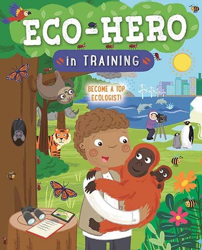 Eco Hero In Training - Jacket
