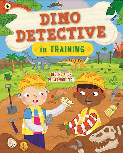 Dino Detective In Training - Jacket