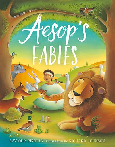 Aesop's Fables - Jacket