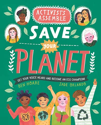 Activists Assemble - Save Your Planet - Jacket