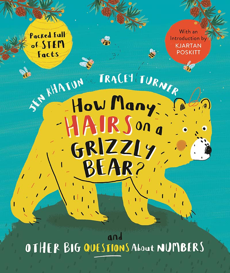 How Many Hairs on a Grizzly Bear? - Jacket