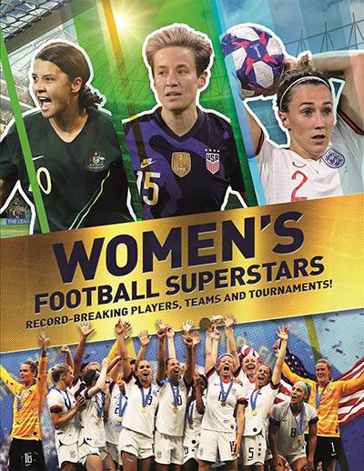 Women's Football Superstars - Jacket