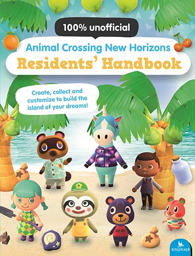 Animal Crossing New Horizons Residents' Handbook - Jacket