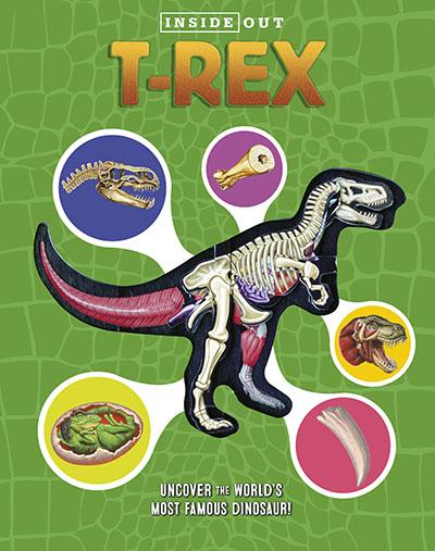 Inside Out T. Rex - Jacket