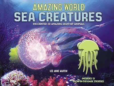 Amazing World Sea Creatures - Jacket
