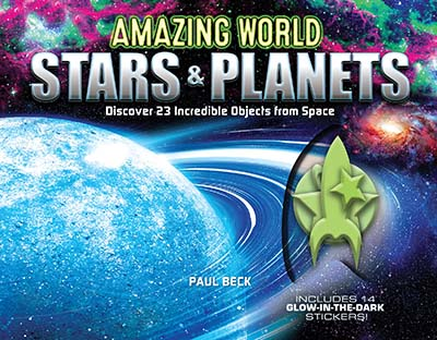 Amazing World Stars & Planets - Jacket