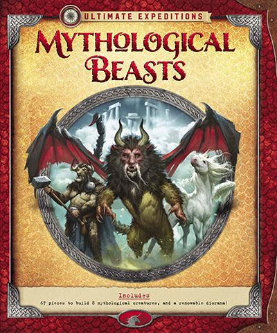 Ultimate Expeditions Mythological Beasts - Jacket