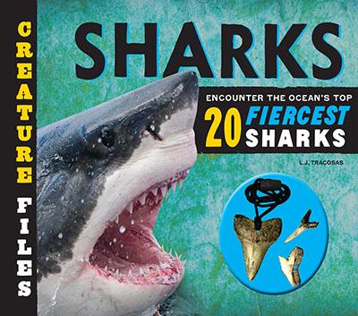 Creature Files: Sharks - Jacket