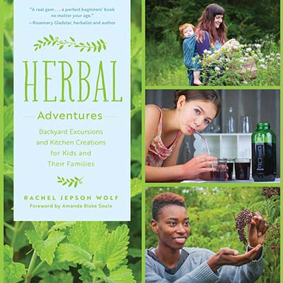 Herbal Adventures - Jacket