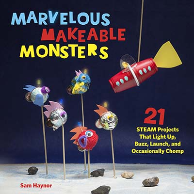Marvelous Makeable Monsters - Jacket