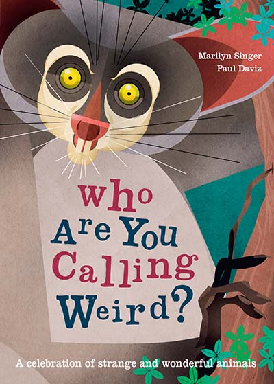 Who Are You Calling Weird? - Jacket