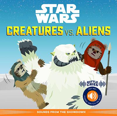 Star Wars Battle Cries: Creatures vs. Aliens - Jacket