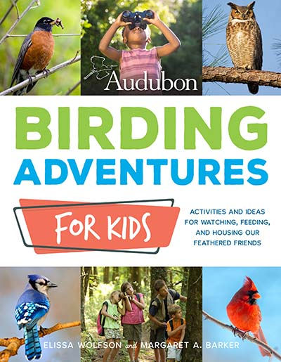 Audubon Birding Adventures for Kids - Jacket