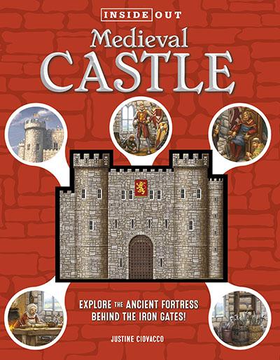 Inside Out Medieval Castle - Jacket