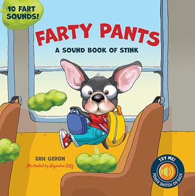 Farty Pants - Jacket