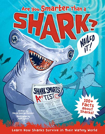 Are You Smarter Than a Shark? - Jacket