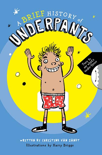 A Brief History of Underpants - Jacket