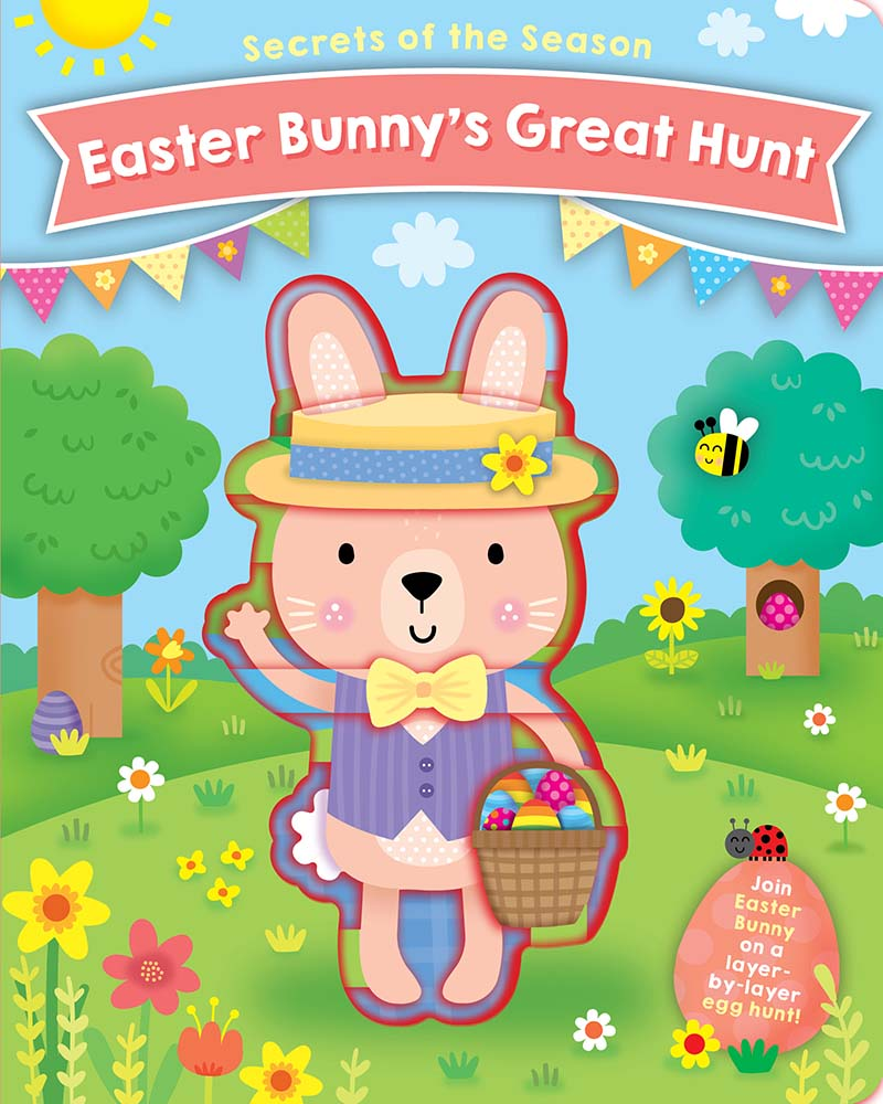 Easter Bunny's Great Hunt - Jacket