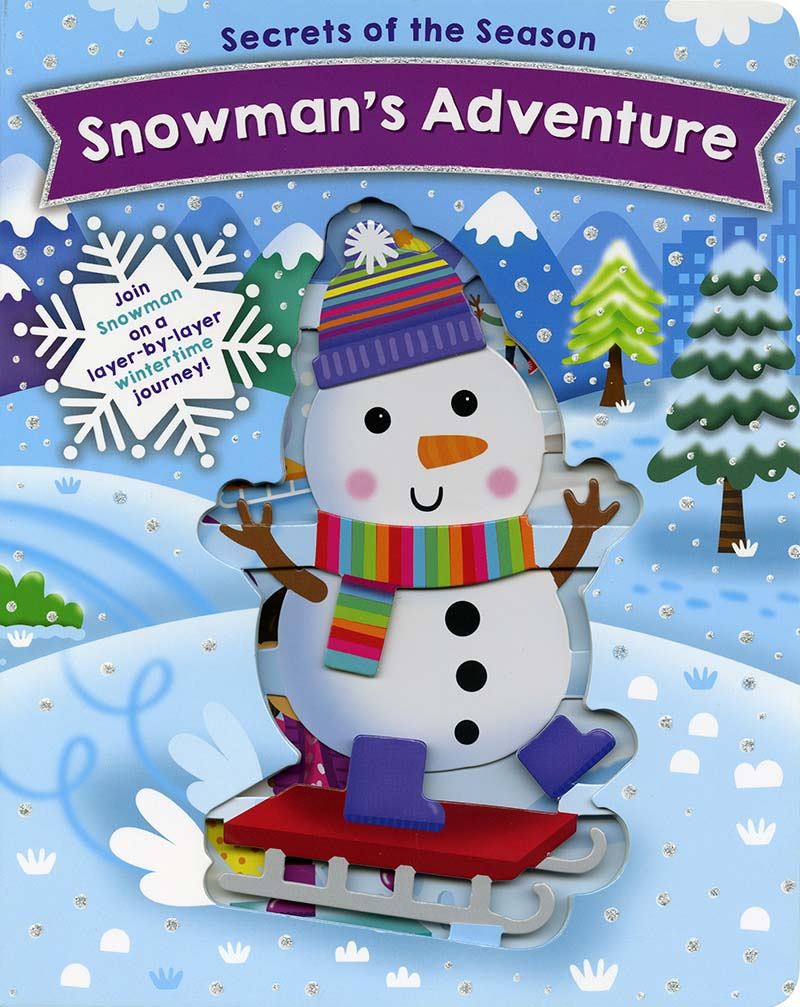 Secrets of the Season: Snowman's Adventure - Jacket