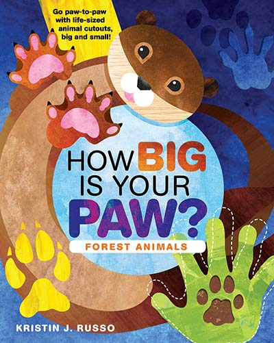 How Big Is Your Paw? - Jacket