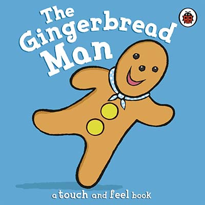 The Gingerbread Man - Jacket