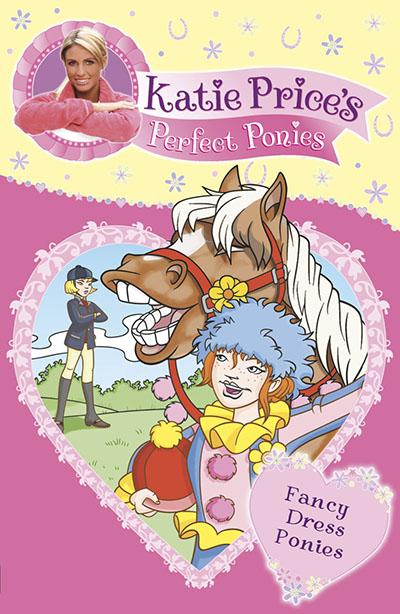 Katie Price's Perfect Ponies: Fancy Dress Ponies - Jacket