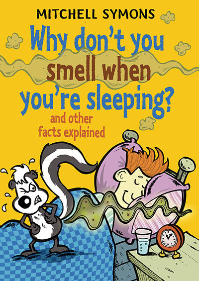 Why Don't You Smell When You're Sleeping? - Jacket