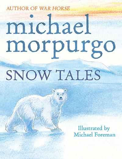 Snow Tales (Rainbow Bear and Little Albatross) - Jacket