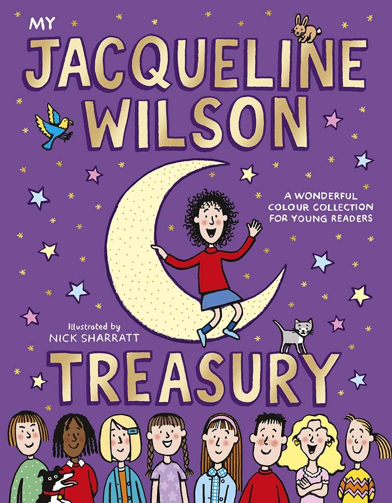 The Jacqueline Wilson Treasury - Jacket