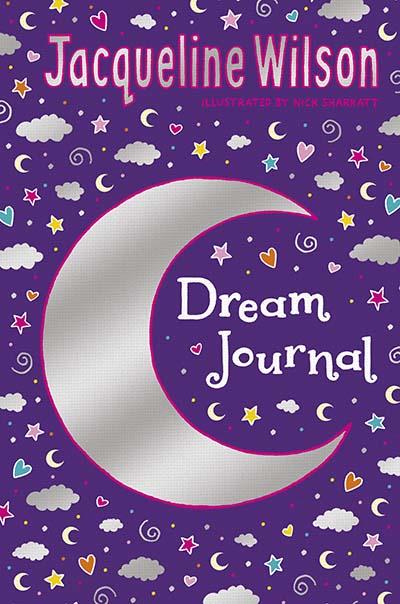 Jacqueline Wilson Dream Journal - Jacket