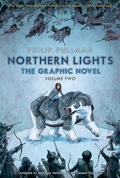 Northern Lights - The Graphic Novel Volume 2 - Jacket