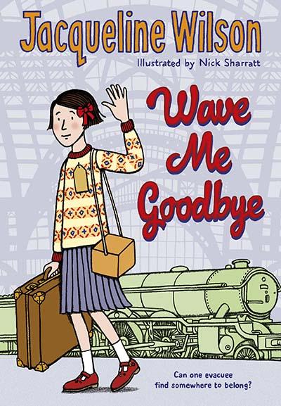 Wave Me Goodbye - Jacket