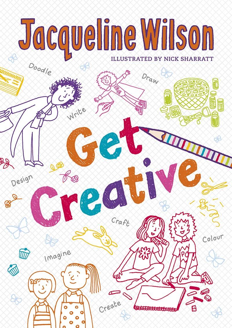 The Get Creative Journal - Jacket