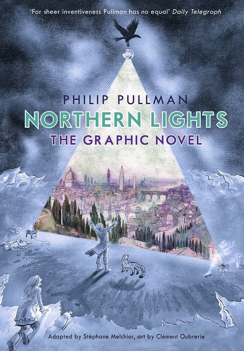 Northern Lights - The Graphic Novel - Jacket