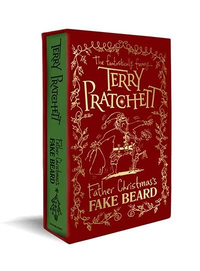 Father Christmas's Fake Beard - Jacket