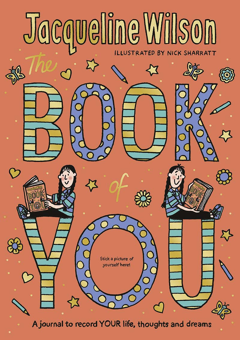 The Book of You - Jacket