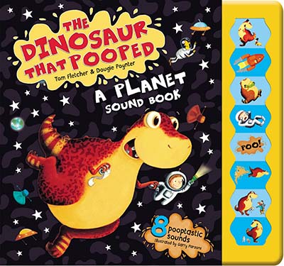 The Dinosaur That Pooped A Planet! - Jacket