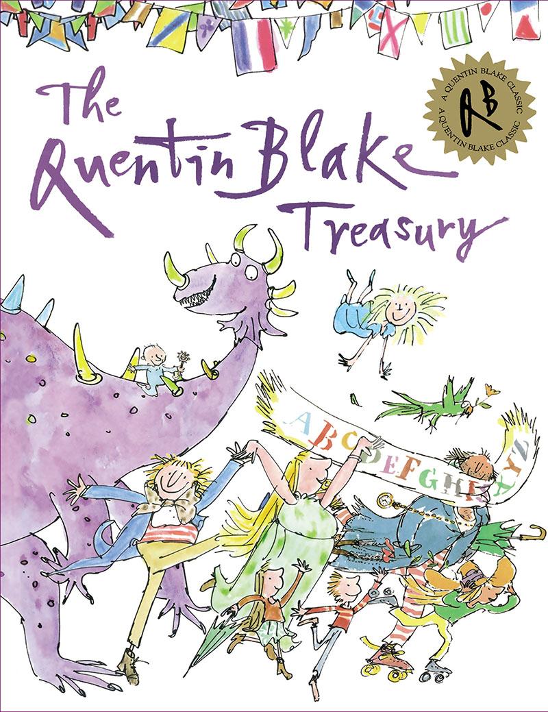 The Quentin Blake Treasury - Jacket