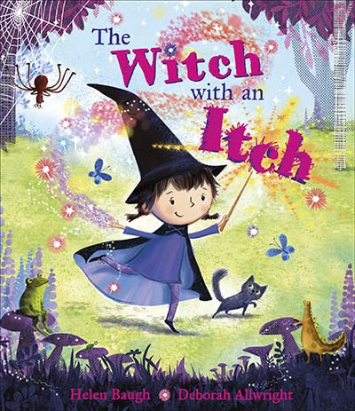 The Witch with an Itch - Jacket